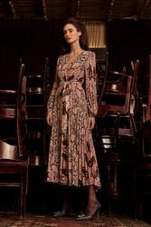 Badgley Mischka Fall 2021 Evening Wear Look 9