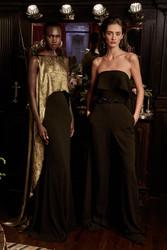 Badgley Mischka Fall 2021 Evening Wear Look 7