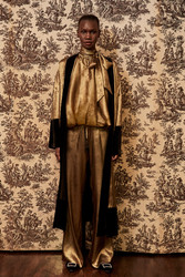 Badgley Mischka Fall 2021 Evening Wear Look 6