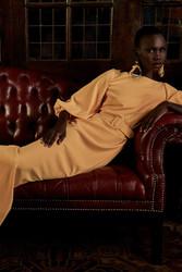 Badgley Mischka Fall 2021 Evening Wear Look 3