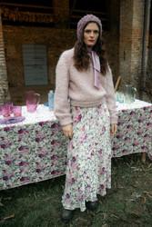 Luisa Beccaria Fall 2021 Ready To Wear Look 22