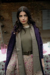 Luisa Beccaria Fall 2021 Ready To Wear Look 21