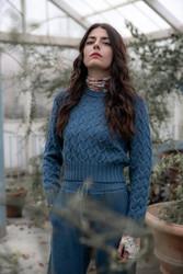 Luisa Beccaria Fall 2021 Ready To Wear Look 19
