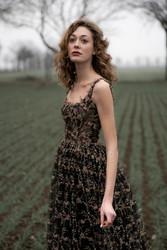 Luisa Beccaria Fall 2021 Ready To Wear Look 17