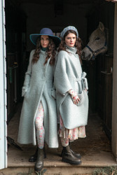 Luisa Beccaria Fall 2021 Ready To Wear Look 14