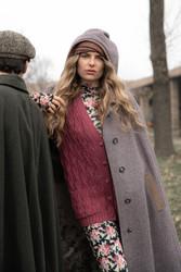 Luisa Beccaria Fall 2021 Ready To Wear Look 13