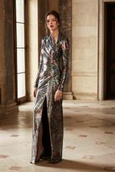 Pamella Roland Fall 2021 Evening Wear Look 7