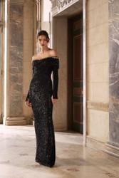 Pamella Roland Fall 2021 Evening Wear Look 6