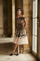 Pamella Roland Fall 2021 Evening Wear Look 5