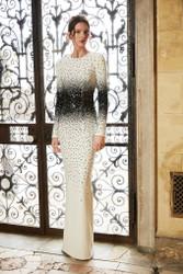 Pamella Roland Fall 2021 Evening Wear Look 4
