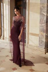 Pamella Roland Fall 2021 Evening Wear Look 1