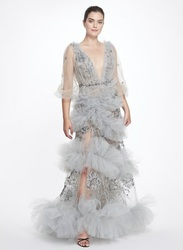 Marchesa Couture Resort Look 4