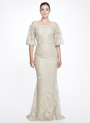 Marchesa Couture Resort Look 10
