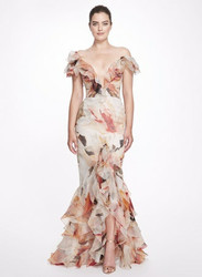 Marchesa Couture Resort Look 13