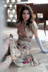 Luisa Beccaria Fall 2021 Ready To Wear Look 12