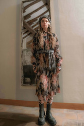 Luisa Beccaria Fall 2021 Ready To Wear Look 8