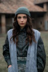 Luisa Beccaria Fall 2021 Ready To Wear Look 4