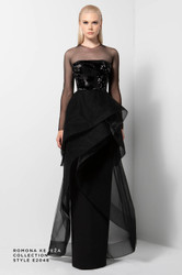 Romona Keveza Evening Wear Look 14