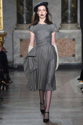 Luisa Beccaria Knee-Length Dress