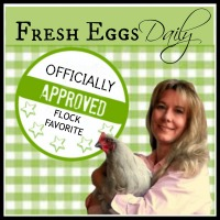 Fresh Eggs Daily Favorite Flock Award