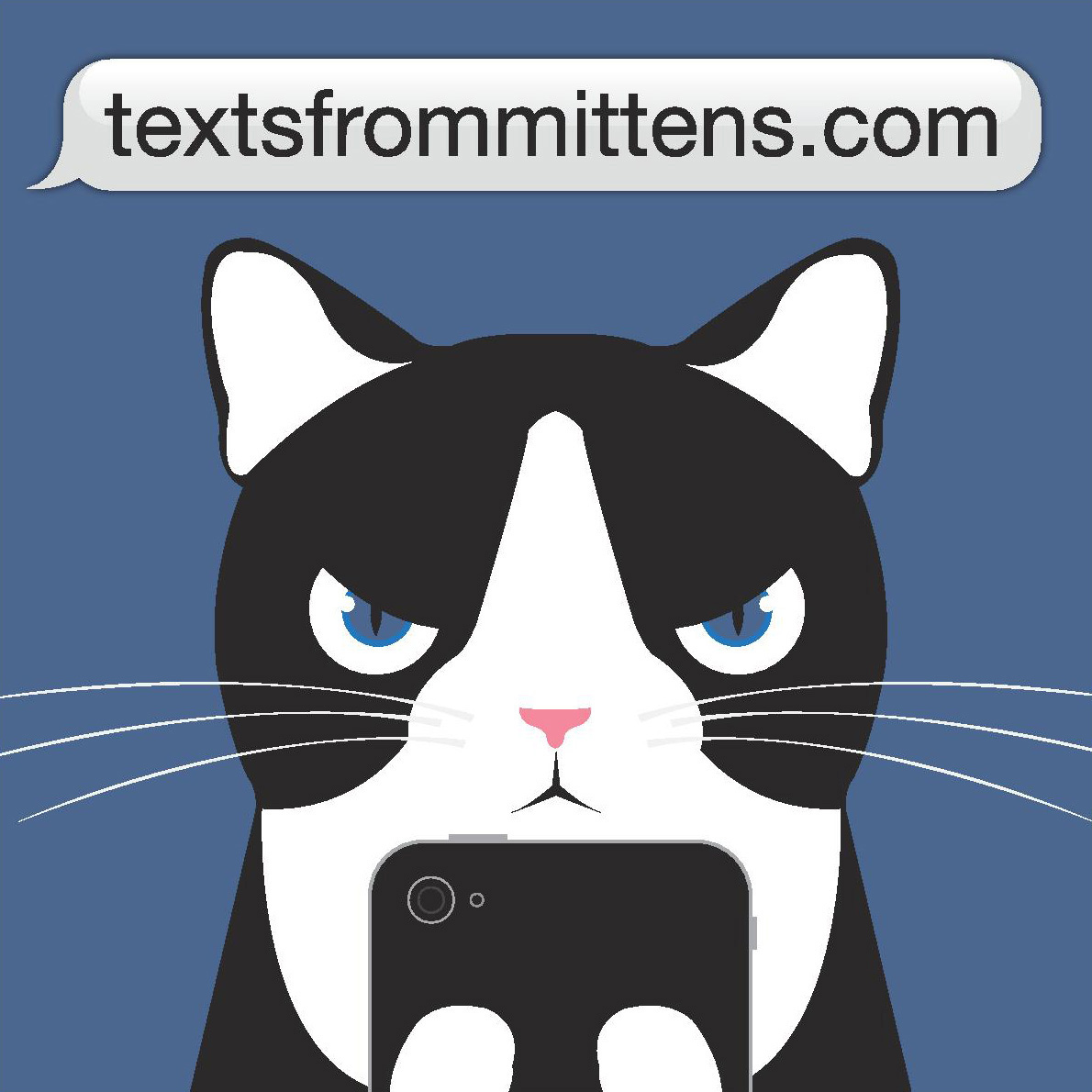 Logo of Text from Mittens