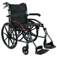 "Affinity® Transit Wheelchair 20"" Wheels"
