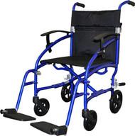 Swift Lite Wheelchair, Attendant Propelled