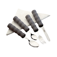 Lightweight Foam Cutlery Set