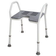 Affinity® Shower Stool Soft PU Seat 150KG