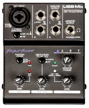 ART USB Mix Mixer and USB Audio Interface