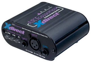 ART - X Direct Single Channel Active DI