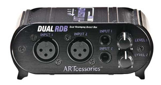 ART Dual RDB 2-channel Passive Re-Amping Device