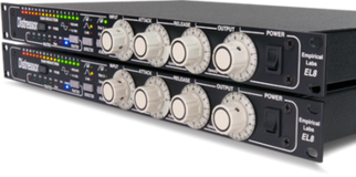 Empirical Labs - Distressor EL8 Stereo Pair. A True Modern Classic