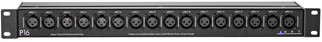 ART P16 16-channel XLR Balanced Patchbay