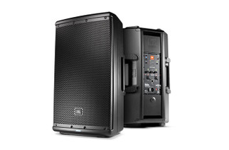 "JBL - EON615  15"" Two-Way Multipurpose Self-Powered Sound Reinforcement"