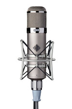 Telefunken U47 Large-diaphragm Tube Condenser Microphone