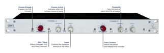 Rupert Neve Designs - 5045 Primary Source Enhancer