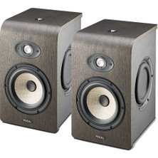 "Focal Shape 65 6.5"" Powered Studio Monitors (Pair) - NEW MODEL + Free Cables"