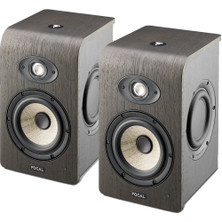 "Focal Shape 50 5"" Powered Studio Monitors (Pair) + Free Cables!"