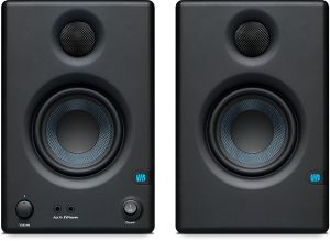 "PRESONUS ERIS E3.5 BT - 2 WAY 3.5"" Near Field Monitor - Pair"