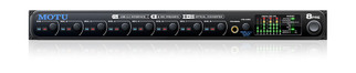 MOTU 8pre - 16 x 12 USB Audio Interface with 8 mic inputs & ADAT