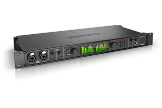 MOTU 828es ThunderboltTM / USB2 audio interface with DSP, networking and MIDI