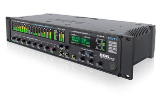 MOTU 896 MKIII HYBRID -  28x30 FireWire/USB 24-bit/192kHz Audio Interface with 8 Preamps