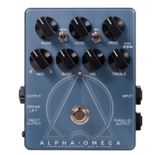 Darkglass Electronics - Alpha Omega Dual Bass Preamp/OD Pedal