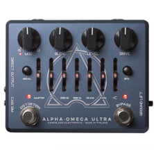 Darkglass Alpha Omega Ultra Dual Bass Preamp/OD Pedal
