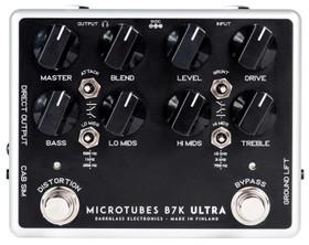 Darkglass Microtubes B7K Ultra V2 Bass Preamp Pedal