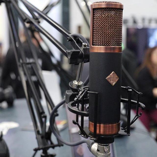 Telefunken - TF39 Large-diaphragm Tube Condenser Microphone