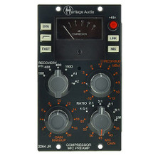 Heritage Audio 2264jr Microphone Preamp & Compressor