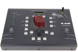 Heritage Audio RAM System 2000 Desktop Monitoring System with Bluetooth