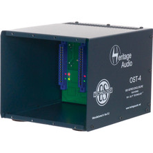 Heritage Audio - OST 4 Four Space 500 series rack
